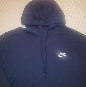 NEW Nike Hooded Full Zip Sweater